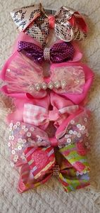 Cute bows for girls!!